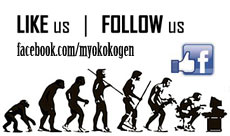 Follow Myoko Kogen on Facebook