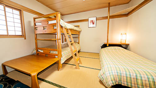 Myoko Accommodation, Red Warehouse Myoko, Rates, Room Tariff